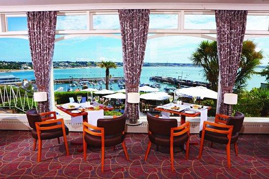 Somerville Hotel: Tides restaurant