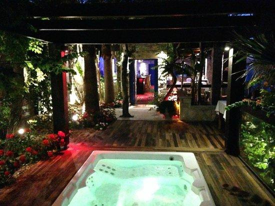 Porto Zante Villas & Spa: dining area