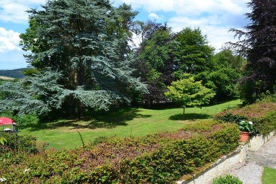 Uplands Hotel: Gardens