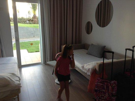 ClubHotel Riu Gran Canaria : letti per le bimbe
