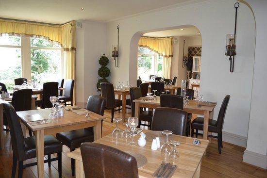 Uplands Hotel: Restaurant