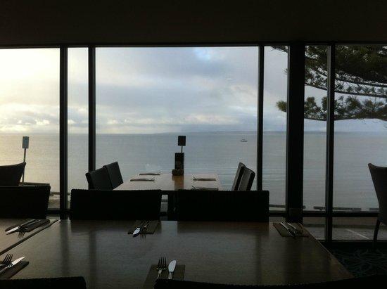 Aurora Ozone Hotel: colazione