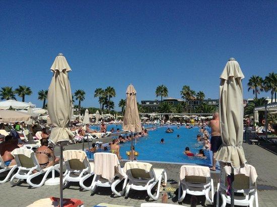 ClubHotel Riu Gran Canaria : piscina