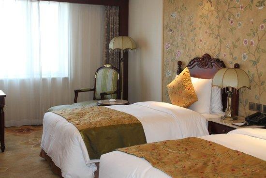 Royal Phoenix Beijing: Hotel room