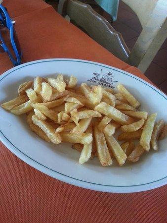 Hotel Lo Sciatore: patatine