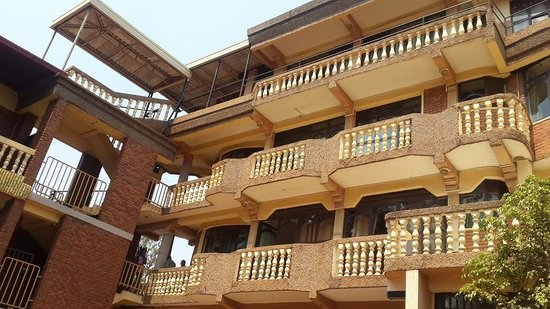 Mount Kigali Hotel: Mt kigali hotel