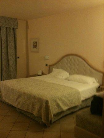 Park Hotel Argento: Bedroom