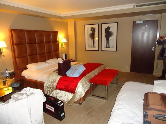 Hotel London-Mayfair: Family room