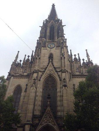 Open Church Basel : Facciata