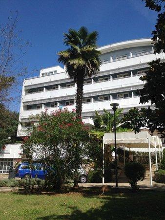 Mediteran Residence: Hotel