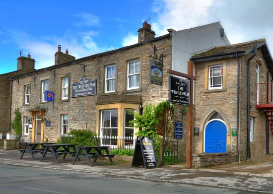 The Wheatsheaf in Wensleydale: Wheatsheaf