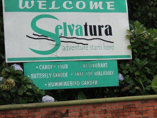 Parque Selvatura: Réserve de Monteverde