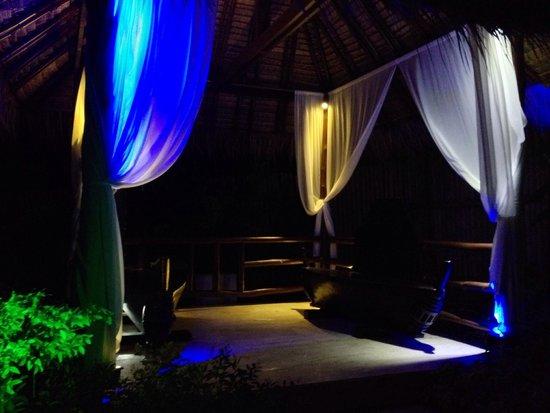 Aminjirah Resort: Zona de relax