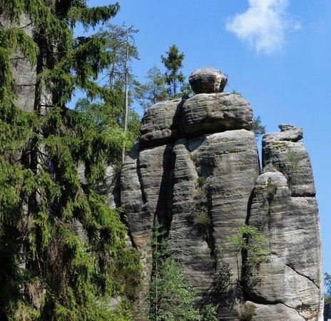 Adrspach-Teplice Rocks: rocks