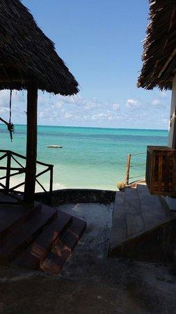 Coral Rock Zanzibar : Ćoral rock vue sur la mer