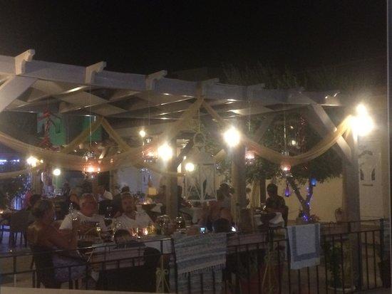 Popis Garden Restaurant