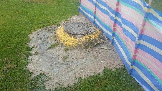 Brynowen Holiday Park - Park Resorts: Overflowing with effluent