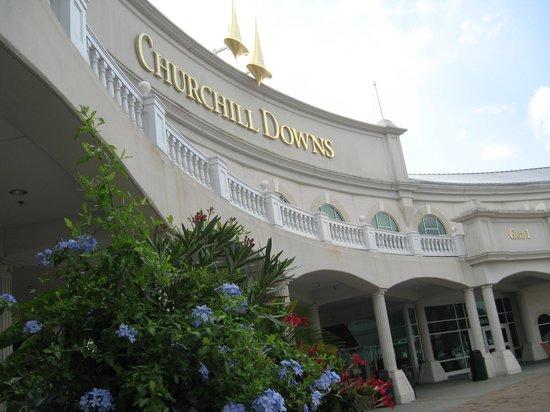 Churchill Downs : Entrance