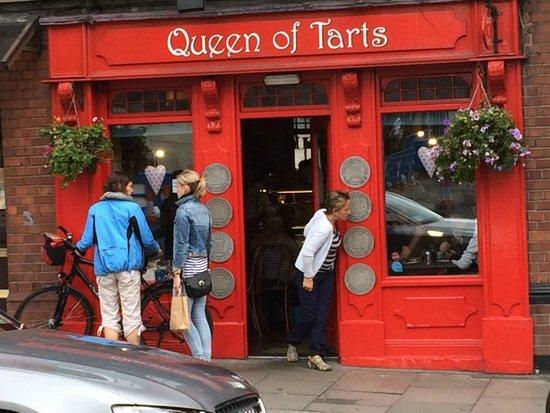 Queen of Tarts: Dame street