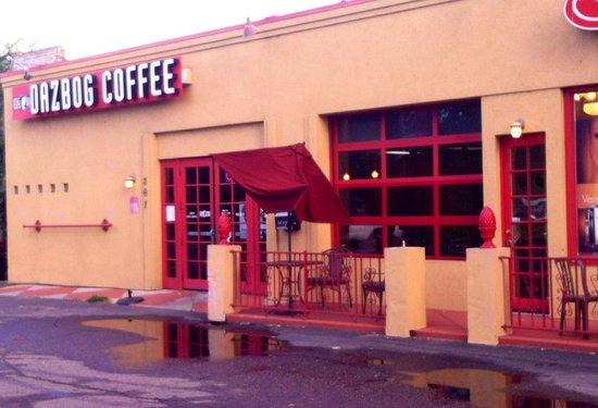 Good Coffee, No Apple Pay - Review of Dazbog Coffee, Denver, CO