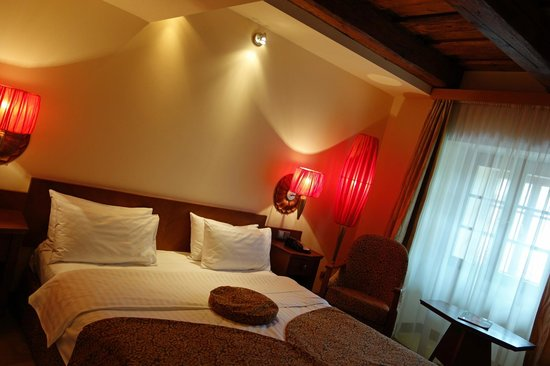 Lindner Hotel Prague Castle: Zimmer
