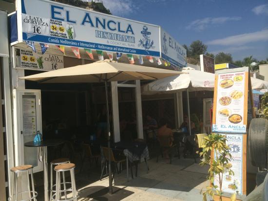 imagen EL Ancla Nerja Burrina en Málaga