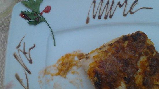 Cozzeria Alle Mura: lasagna