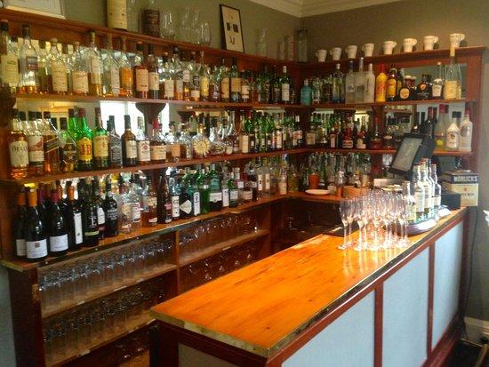 Greywalls Hotel & Chez Roux : The bar