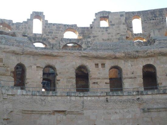El Jem Amphitheatre : El Jem