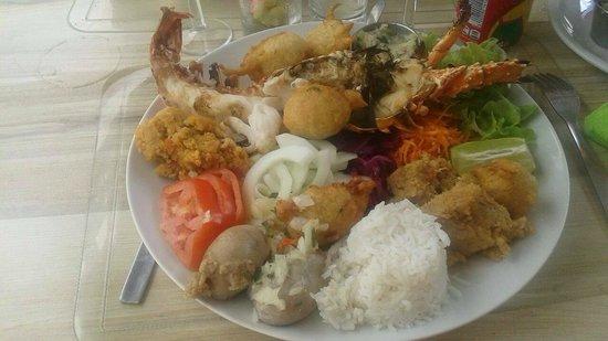 Le Lucullus : Grande assiette à 28€