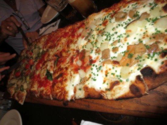 Numero 28 Pizzeria : La pizza