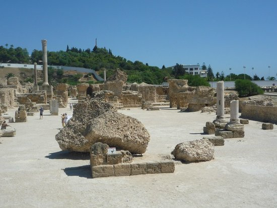 Carthaginian Ruins: Карфаген