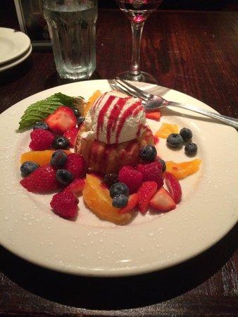 Wildfire: dessert