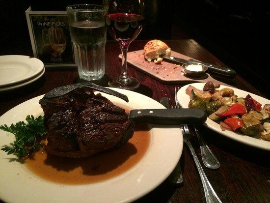 Wildfire: steak