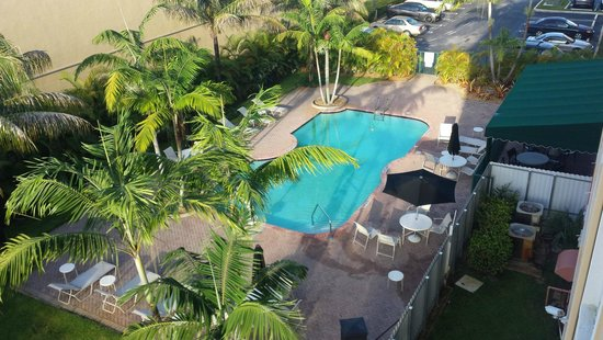 Best Western Plus Miami-Doral/Dolphin Mall: Piscina