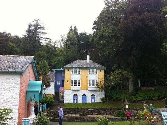 Hotel Portmeirion: Cottage Village suite TRINITY