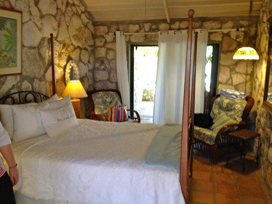 Fernandez Bay Village : Chambre