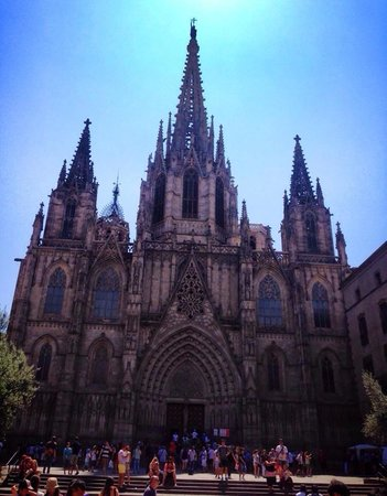 Barcelona Cathedral : Beautiful