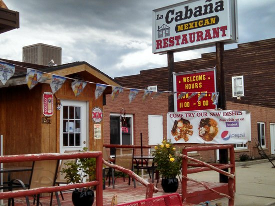 La Cabana Mexican Restaurant Big Piney Restaurant Reviews
