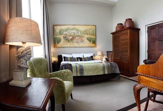 Kasteel Engelenburg: Comfort room
