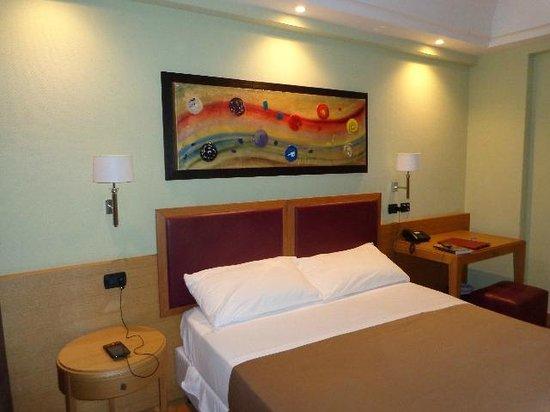 Artemis Hotel : Quarto