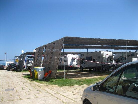 piazzola camper - Picture of Terrazza sul Mare, Vieste - TripAdvisor