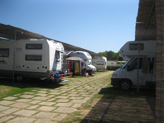piazzole camper - Picture of Terrazza sul Mare, Vieste - TripAdvisor