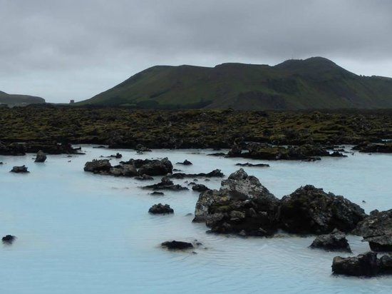 Lovely Blue Lagoon