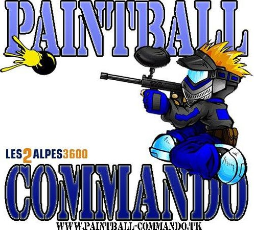 ‪Paintball Commando‬
