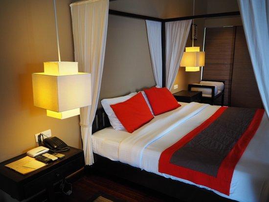 Adaaran Select Hudhuranfushi : Bedroom