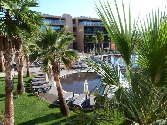 Salgados Palm Village Apartments & Suites: Espaços exteriores