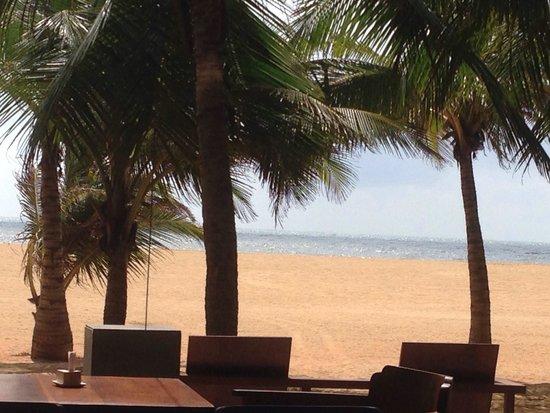 Golden beach @ Jetwing Blue!