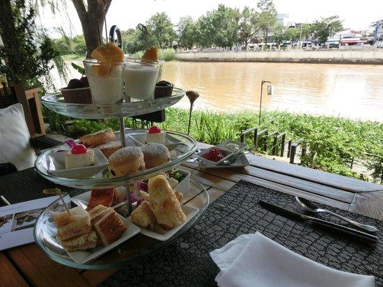 sala lanna Chiang Mai : well afternoon