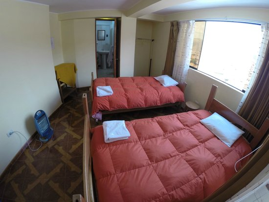 Cusco Packers Hostel : COMODIDAD